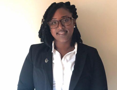 2019 – 2020 Kamau Imani Parker-Morrison Teaching Scholarship Winner!